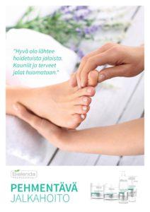 Bielenda jalkahoito